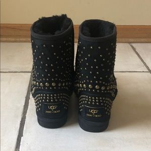 Ugg Boots by Jimmy Choo